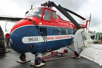 N2300Z @ CYNJ - 1954 Sikorsky S-55, c/n: 55750