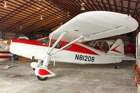 N81208 @ 3W5 - 1946 Fairchild 24R-46, c/n: R46-109