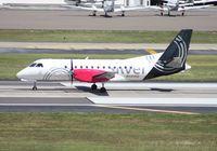 N341AG @ TPA - Silver Airways Saab 340