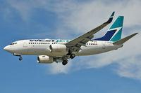 C-GMWJ @ CYVR - 2006 Boeing 737-7CT, c/n: 35985