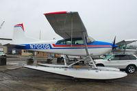 N70208 @ S60 - 1972 Cessna A185E, c/n: 18502058