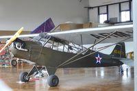 N87117 @ PAE - 1943 Piper L-4J, c/n: 13452