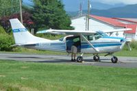 C-GHSA - 1980 Cessna U206G, c/n: U20605858 at Abbotsford SkyDive - by Terry Fletcher
