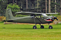 N6216A @ OKH - 1956 Cessna 182, c/n: 33016