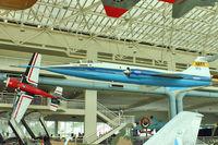 N820NA @ BFI - 1957 Lockheed F-104C-5-LO Starfighter, c/n: 383-1222 at Seattle Museum of Flight