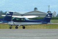 C-GIMD @ CYXX - 1975 Cessna 172M, c/n: 17264950 - by Terry Fletcher