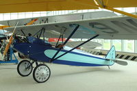 N899N @ BFI - Heath LNA-40 Super Parasol,  in Seattle Museum of Flight