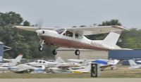 N88NG @ KOSH - Departing Airventure 2012