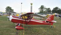 N481CF @ KOSH - Airventure 2012