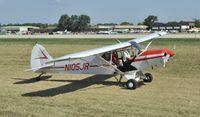 N105JR @ KOSH - Airventure 2012 - by Todd Royer
