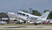 C-GEZK @ KOSH - Departing Airventure 2012 - by Todd Royer