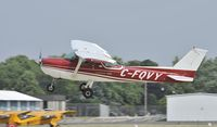 C-FQVY @ KOSH - Airventure 2012 - by Todd Royer