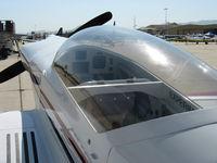 N33DU @ CMA - 2006 Unruh HARMON ROCKET II, Lycoming O-540 250 Hp, glass panel - by Doug Robertson