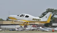N86ND @ KOSH - Departing Airventure 2012