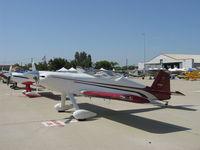 N33DU @ CMA - 2006 Unruh HARMON ROCKET II, Lycoming O-540 250 Hp - by Doug Robertson