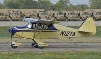 N12TA @ KOSH - Airventure 2012 - by Todd Royer