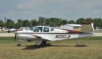 N135LB @ KOSH - Airventure 2012 - by Todd Royer