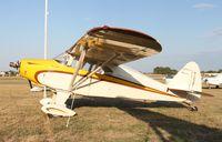 N1238C @ KOSH - Piper PA-22-135 - by Mark Pasqualino
