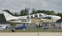 N58LP @ KOSH - Departing Airventure 2012
