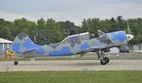 N343DC @ KOSH - Airventure 2012