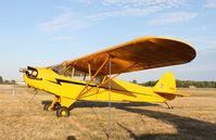 N35505 @ KOSH - Piper J3C-65 - by Mark Pasqualino
