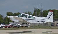 C-GVKV @ KOSH - Departing Airventure 2012 - by Todd Royer