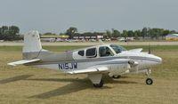 N15JW @ KOSH - Airventure 2012
