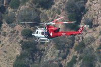 N304FD @ CL72 - Approaching Malibu