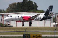 N445XJ @ TPA - Silver Saab 340B
