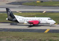 N445XJ @ TPA - Silver Airways Saab 340B