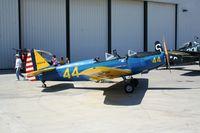 N641BP @ KCMA - Camarillo Airshow 2012