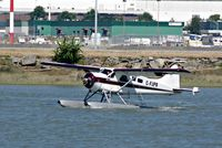 C-FJPB @ YVR - on the Fraser River - by metricbolt