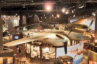 N3JB @ BFI - 1944 Lockheed P-38L, c/n: 44-53097 in Seattle Museum of Flight