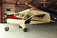 N7312D @ 3W5 - 1957 Piper PA-22-150, c/n: 22-5100