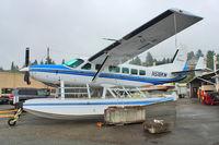 N518KM @ S60 - Cessna 208, c/n: 208-00279