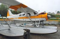 N1018F @ S60 - 1954 Dehavilland BEAVER DHC-2, c/n: 710