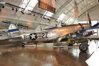 N7159Z @ PAE - 1945 Republic P-47D, c/n: 45-49406 with Paul Allen Warbirds