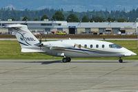 N176SL @ CYVR - 2007 Piaggio Aero Industries Spa P180, c/n: 1150