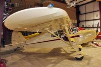 N5732H @ 3W5 - 1949 Piper PA-16, c/n: 16-346