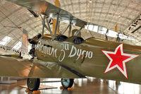 N46GU @ PAE - 1944 Polikarpov PO-2, c/n: 641543