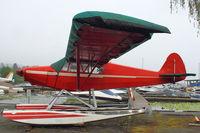N7LX @ S60 - 1947 Piper PA-12, c/n: 12-2687