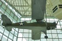 N47427 @ BFI - 1943 Aeronca 0-58B, c/n: 058B-9223 ex USAF 43-26785 in Seattle Museum of Flight