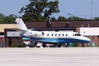 N3 @ KOSH - Cessna Citation Excel [560-5341] ( Federal Aviation Administration) Oshkosh - Wittman Regional~N 30/07/2008