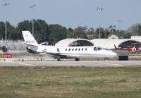 N561AC @ ORL - Cessna 560