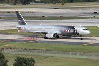 N588NK @ TPA - Spirit A321