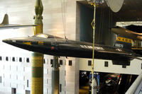 56-6670 - National Air and Space Museum - Photo by Hunter Adams - by Zane Adams