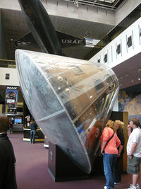 CM-108 - National Air and Space Museum - Photo by Hunter Adams