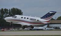 N123TF @ KOSH - Airventure 2012