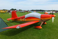EI-VII @ EGBK - at the LAA Rally 2012, Sywell - by Chris Hall