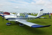 G-CFLL @ EGBK - at the LAA Rally 2012, Sywell - by Chris Hall